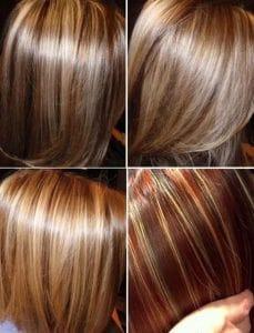 Мелирование волос в Туле