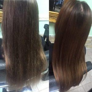 Ламинирование волос в Туле